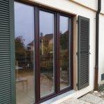 DRIA FENÊTRES_portes-fenêtres en PVC bicolore Vaud-Genève-Neuchâtel-Fribourg
